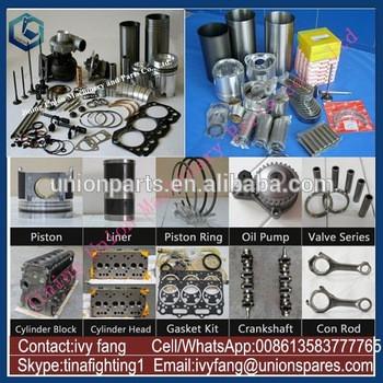 For Komatsu Excavator PC200-8 Engine Connecting Rod 6737-32-3120 SAA6D107E-1 Engine Parts PC200LC-8 PC220-8 PC240-8