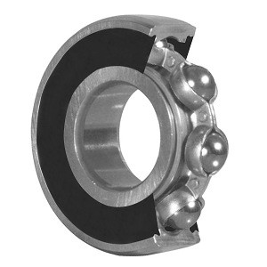SKF 6201-2RSH/C3GWP Single Row Ball Bearings