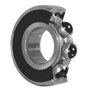 SKF 6310-2RS1/HC5C3WT Single Row Ball Bearings