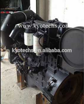 ENGINE FOR S6D114