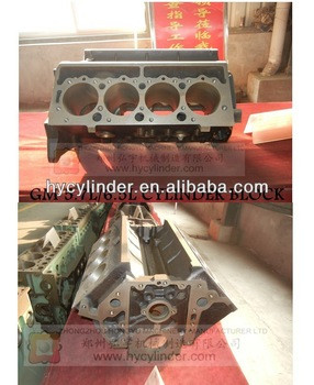 GM 5.7L cylinder block for diesel engine