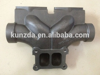Exhaust manifold for pc400-7 pc450-7 6d125 engine