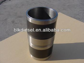 BLK DIESEL ENGINE PARTS CYLINDER LINER for B C ISB K M11 NH NT V FOR CUMMINS AND FOR KOMATSU APPLICATION