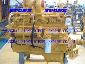 CUMMINS ENGINE NTA855 C360 for KOMATSU & XCMG bulldozer D155
