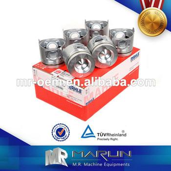 PC200-6 S6D95L MAHLE Engine Piston & Piston for Komatsu Parts 6209-31-2180