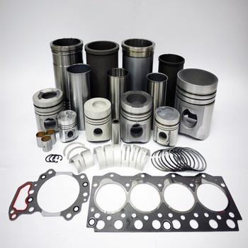 Fit the Diesel engine cylinder liner for KOMATSU 6D95L cylinder liner