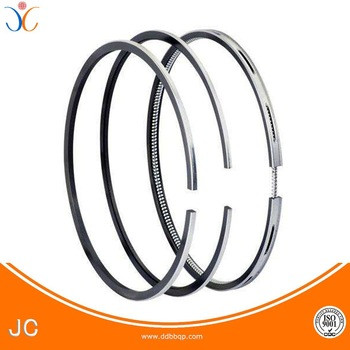 6D125 Engine parts Piston rings