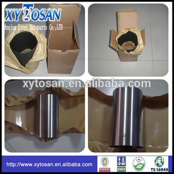 engine parts Cylinder Liner forKomatsu S6D108 6222-21-2210