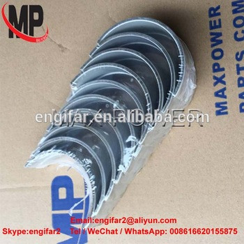 6D125 S6D125T SA6D125 BULLDOZER AND EXCAVATOR ENGINE BEARING SET 6150-21-8000 6150-31-3040