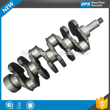 Good price Komatsu Engine Crankshaft 6D155 6127-31-1114 With Quality Assurance