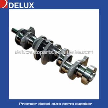 Crankshaft 3914584 for 6CT engine Komatsu PC300-7