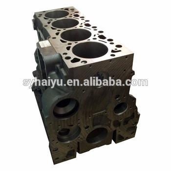 Diesel Engine 4ISBe Cylinder Block 5274410