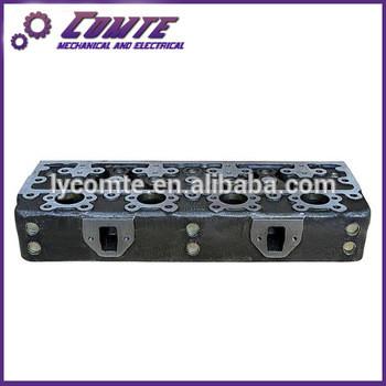4D130 engine cylinder Head for Komatsu 6114-11-1100 6114111100 8V diesel 6.5L