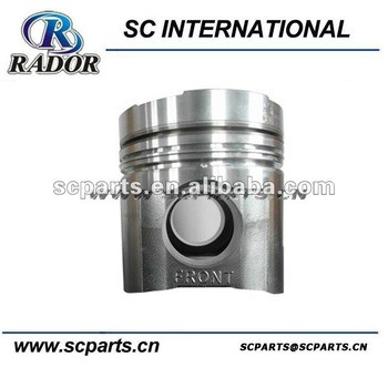 KOMATSU diesel engine piston