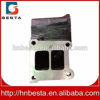6d125 cylinder head spare parts for diesel engine OEM 6151-12-1101