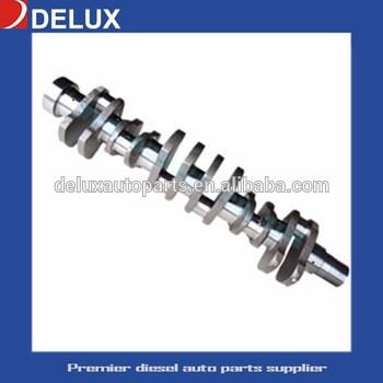 For Komatsu XCMG excavator engine parts 4BT engine crankshaft 3929036