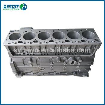 Diesel engine block 3971411 truck tractor cylinder block