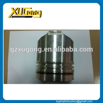 Good Hydraulic Piston Price for PC200-3 Excavator 6D105 piston engine parts