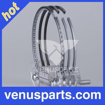 6207-31-2200 engine piston ring for komatsu 4d95l engine