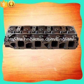 Car parts For Komatsu Forklift cylinder head 4D94E 6144-11-1112 engine FD30T-17/FD25T-17/FD20T-17)