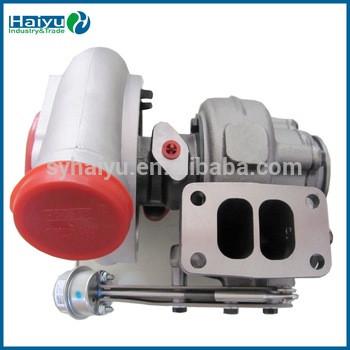 Genuine Komatsu Excavator 6B Diesel Engine HX35W Turbocharger 3802656