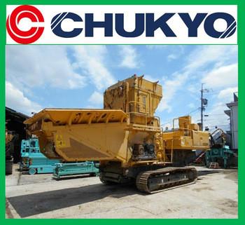 Komatsu Soil Recycler BZ 200 - 1 in Japan <SOLD OUT> / 2.6t Unic Crane Furukawa , 2333 hours done only , Komatsu Engine