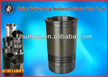 Komatsu S6d140 Engine Cylinder Liner 6211-21-2220