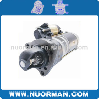 STARTER MOTOR FOR S6D108 ENGINE OEM 600-813-6510 600-813-6520 600-813-4670 6008136510 6008136520 6008134670