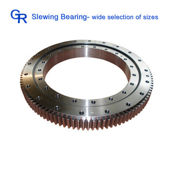 main engine engineering machinery Double-row ball (Different Diameter) slewing bearing Combination,hydraulic,seal