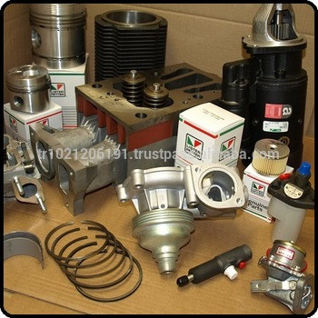 Lister Petter engine spare parts