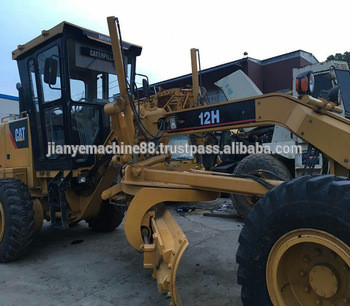 Used cat 12H model motor grader with good price
