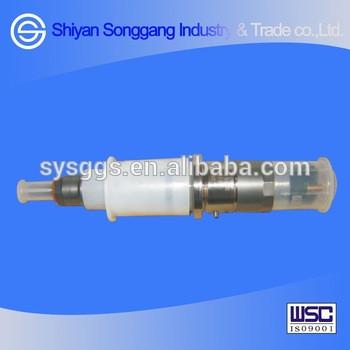Engineering machinery diesel engine parts common rail injector, Komatsu injector 5263308