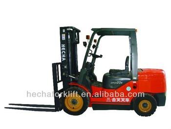 3.7 tons timber forklift /Special forklift truck