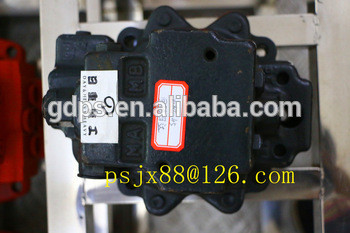 K-omatsu Excavator swing motor apply for PC45 excavator parts