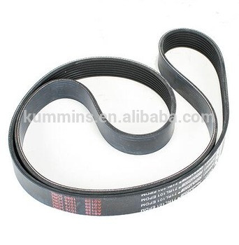 Original/Aftermarket diesel engine parts ISBe ISDe QSB ribbed belt 6BT 8pk1615 fan belt 3289001