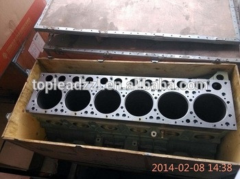 TOP LEAD WEICHAI WD615 CYLINDER BLOCK 61560010097A for SHACMAN, FOTON, BEIBEN