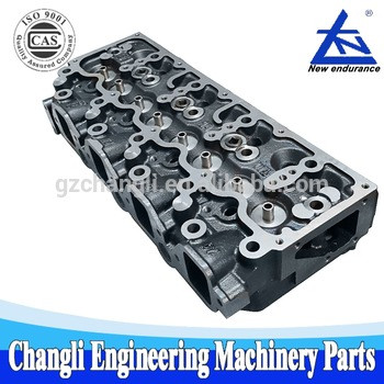HELI JAC Hangcha Forklift Engine Parts Cylinder Head For Dalian Deutz CA498