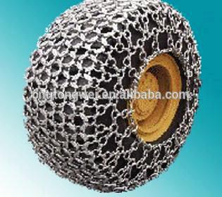 Antiskid tyre chain used on komatsu forklift part