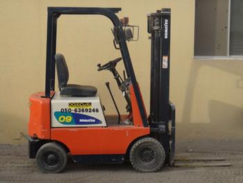 Used Komatsu 0.9 Ton Forklift