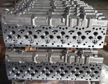 Komatsu excavator parts engine cylinder head 6745-11-1190