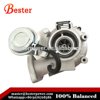 49377-01210 6208-81-8100 PC130-7 Turbocharger for Komatsu Excavator 4D95LE Engine