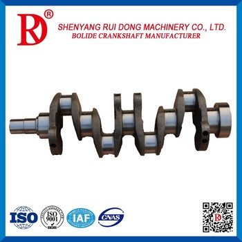 for sale high and top quality made in China custom designed 6204-31-1201 auto spare parts 4D95L forged steel crankshaf
