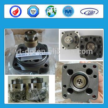 Diesel engine Fuel VE pump head rotor 096400-1220 4/12R for engine 4D95S