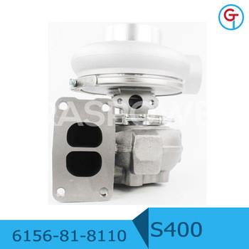 P139 Engine S400 318714 6156-81-8110 For Komatsu WA450 Parts Turbo