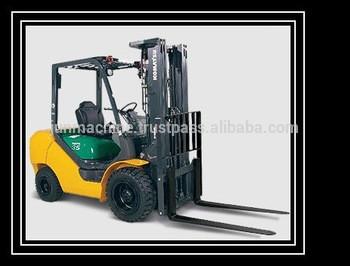 diesel hydraulic forklift new komatsu forklift price