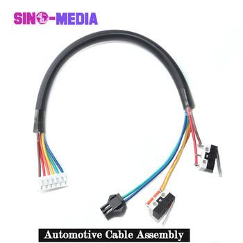 Customize Painless 12 Pin Used Engine Komatsu Connectors auto Wiring Harness