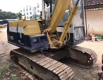 Komat'su PC60 original japan Used Excavator