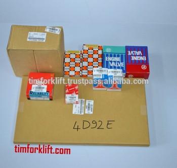 Engine Parts for Komatsu Forklift 4D92E Engine Kit