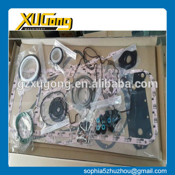 6D114 engine rebuild kits for excavator komatsu