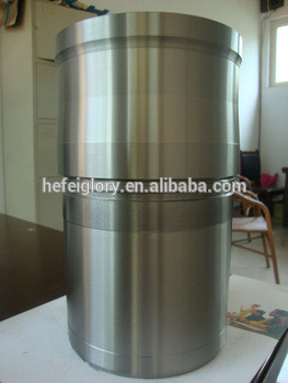 Komatsu S6D102 engine cylinder liner, cylinder sleeve, cylinder slave, 6736-29-2140